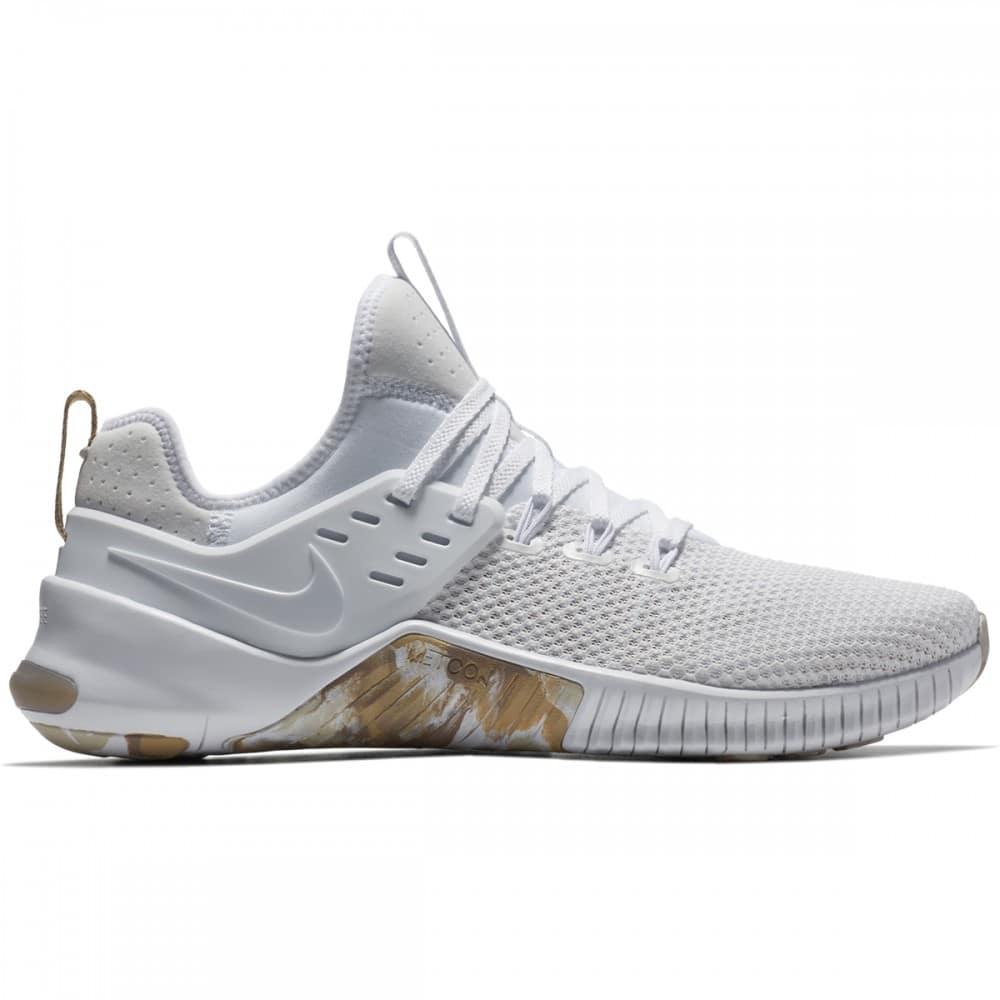4c79ff2e6404 Nike ナイキ Metcon Free メンズ トレーニングシューズ 運動靴 – White White Sand Sepia Stone